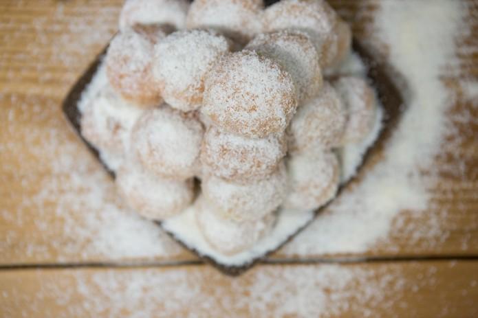 snowballs coconut - boules de neige coco