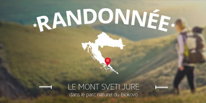 Randonner en Croatie, parc naturel de Biokovo