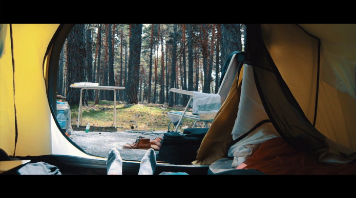 Camping nature 5