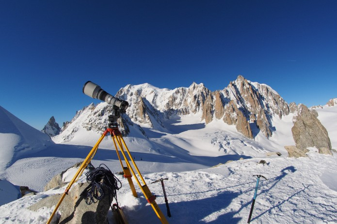 In2white mont blanc Filippo Blengini