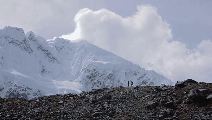Pérou montagne