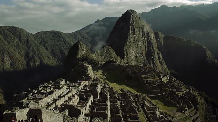 Peru mountain