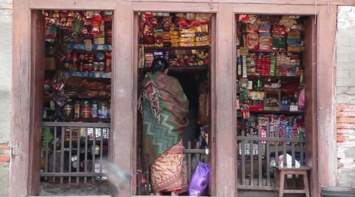 Hommage Nepal