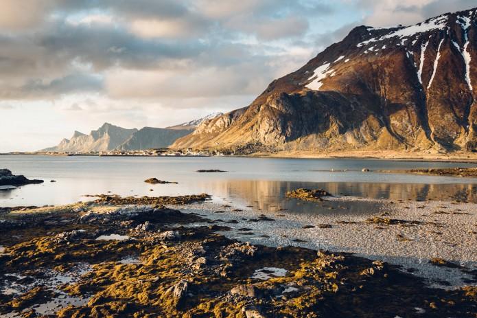 Ile de Moskenes Norvège Guillaume Bertrand