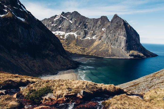 Iles Lofoten Norvège Guillaume Bertrand