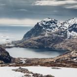 Iles Lofoten trek en autonomie Guillaume Bertrand