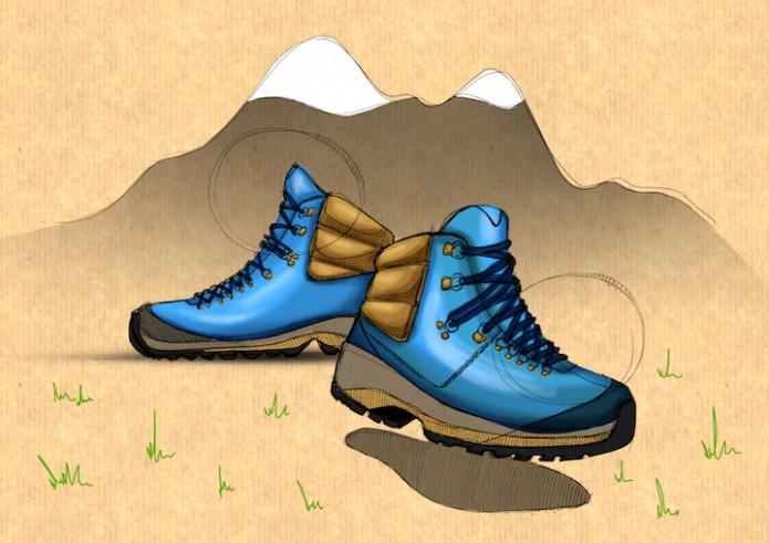 Produits Quechua chaussure
