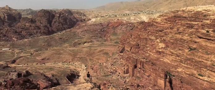 randonnée jordanie