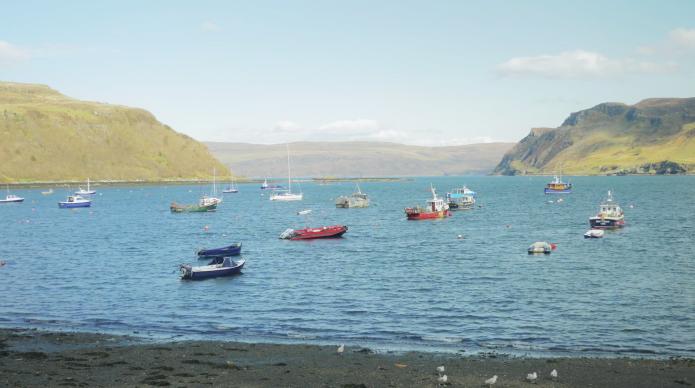 scotland sea