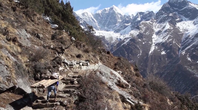 trek ete nepal