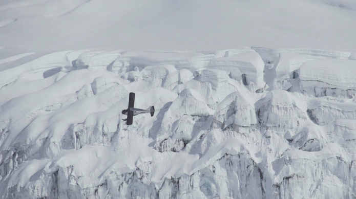 Alaska by plane