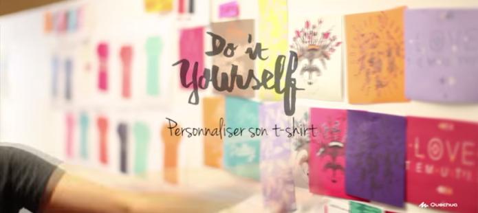 DIY Personnalisez votre t-shirt