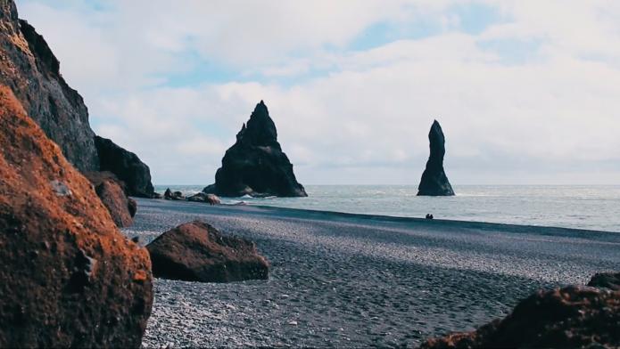 Le son de l'Islande par Jessica Peterson
