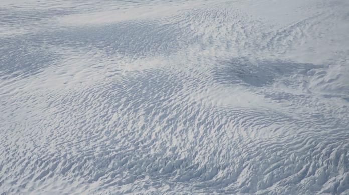 snow alaska