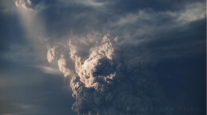Calbuco Volcan Chile
