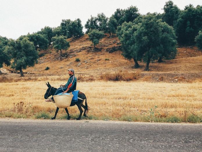 Moroccan Road trip - Julien L. Balmer