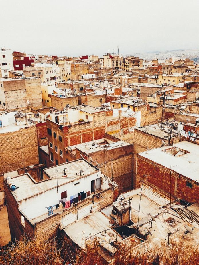 Road trip to Fes, Morocoo Julien L. Balmer