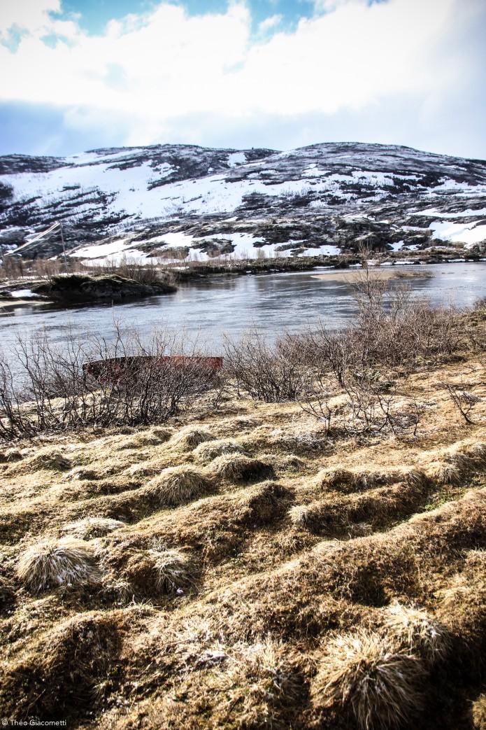 Giacometti-hikingonthemoon.norvege28-Bivouac.